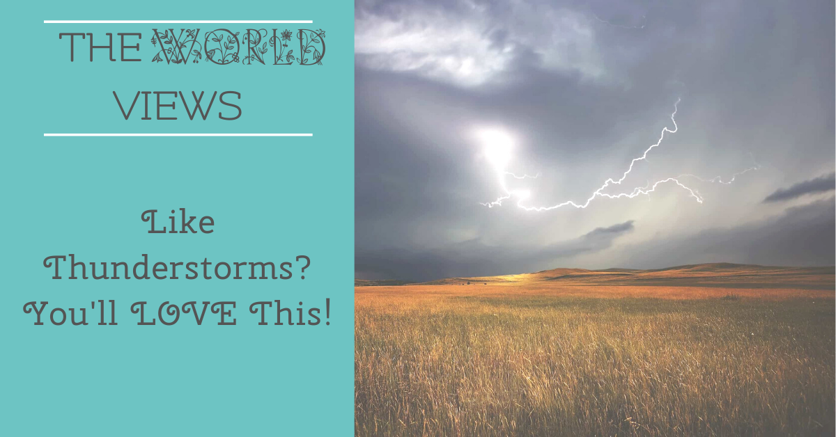 Like Thunderstorms? You'll LOVE This!
